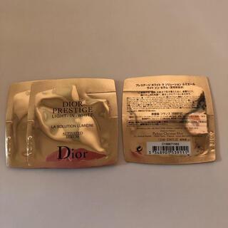 ディオール(Dior)のディオール プレステージホワイト ラソリューションルミエール(美容液)