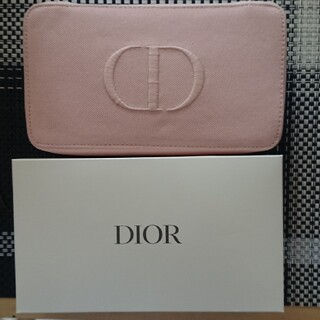 Dior - 多少の価格交渉OK!【新品・未使用】ディオール  ノベルティー    ポーチ