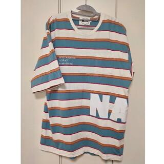 トリプルエー(AAA)のNaptime 2020 SS ボーダーTシャツ(Tシャツ/カットソー(半袖/袖なし))