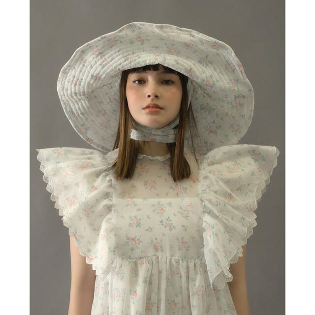 EDIT.FOR LULU(エディットフォールル)の【最終お値下げ】nu uniform × natsumi osawa レディースの帽子(ハット)の商品写真