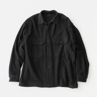 COMOLI - COMOLI 20AW シルクフリースCPOジャケット