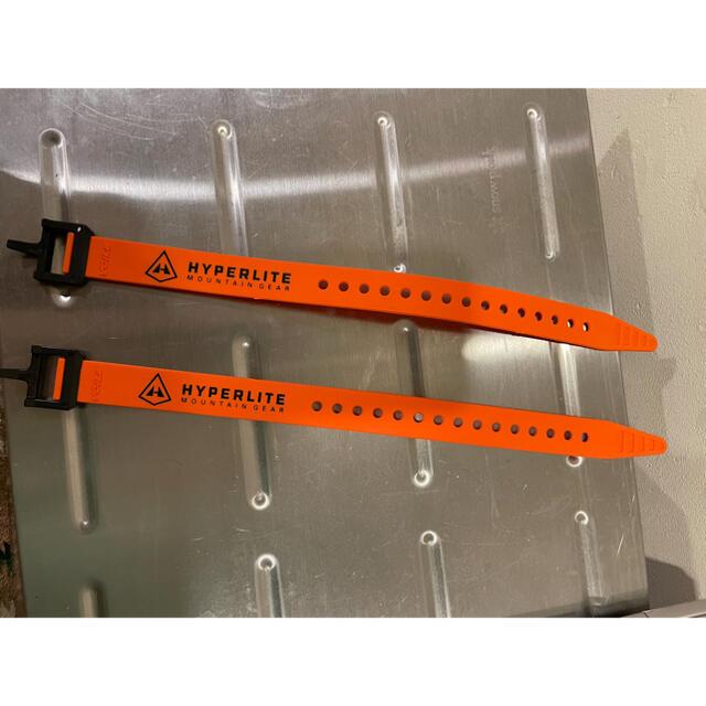 mont bell(モンベル)のハイパーライトマウンテンギア ポールストラップ バンド 新品未使用 スポーツ/アウトドアのアウトドア(登山用品)の商品写真