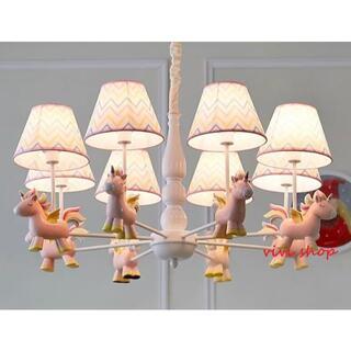 ペンダントライト シャンデリア 北欧デザイン シーリングライト 天井照明 8灯(天井照明)
