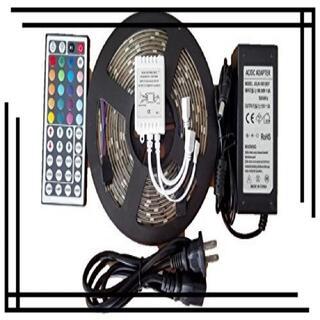 LED 100V 5050 RGB 150連(5m) LEDテープライトセット(天井照明)