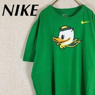NIKE - NIKE ナイキ Tシャツ オレゴンダックス フットボール ビッグサイズ