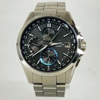 カシオ(CASIO)のカシオ オシアナス クラッシックライン OCW-T2600-1AJF(腕時計(アナログ))