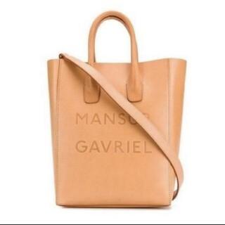 MANSUR GAVRIEL - マンサーガブリエル MANSUR GAVRIEL トートバッグ