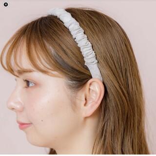 フラワー(flower)のtight shrink hairband ~タイトシュリンクカチューシャ(カチューシャ)