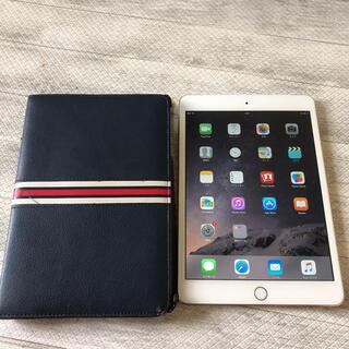 iPad - 美品 iPad mini 3 Cellular A1600 ゴールド