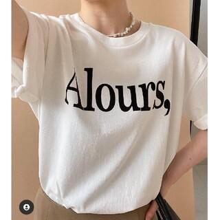 IENA - IENA フロッキーロゴTシャツ