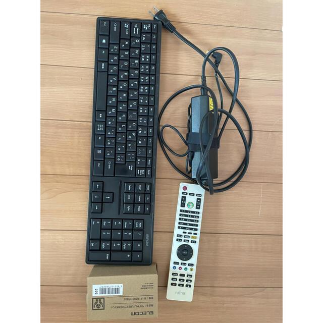 富士通(フジツウ)の富士通 FH77/JD i7-3630QM メモリ8G 無線LANあり スマホ/家電/カメラのPC/タブレット(デスクトップ型PC)の商品写真