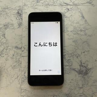 アップル(Apple)のipod touch 第6世代 中古 16GB(ポータブルプレーヤー)