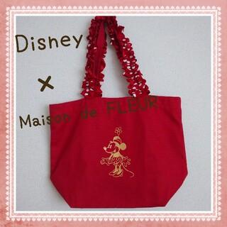 Maison de FLEUR - Maison de FLEUR Disneyコラボ トートバッグ