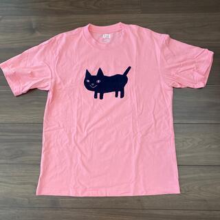 UNIQLO - ユニクロ ネコTシャツ