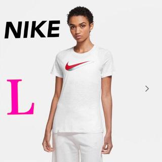 NIKE - NIKE ナイキ スポーツウェア Tシャツレディース Lサイズ