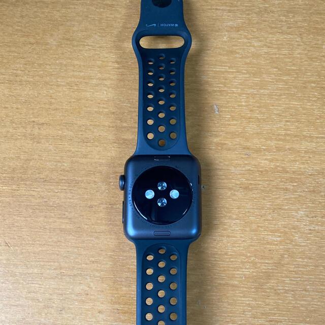 Apple Watch(アップルウォッチ)のApple Watch series3 NIKE  メンズの時計(腕時計(デジタル))の商品写真
