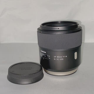 タムロン(TAMRON)の【美品】TAMRON SP 85mm F1.8 DI VC USD Canon用(レンズ(単焦点))