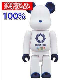 メディコムトイ(MEDICOM TOY)のBE@BRICK 100% 東京2020オリンピックエンブレム(その他)