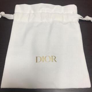 Dior - 新品未使用 Dior  巾着 ノベルティ