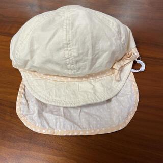 ニシマツヤ(西松屋)の赤ちゃん用帽子(帽子)