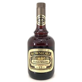 ボウモア 12年 ダンピーボトル 1000ml(ウイスキー)