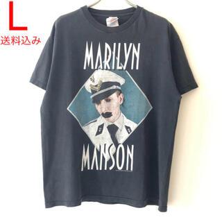 Marilyn Manson Grotesk Burlesk Band Tee