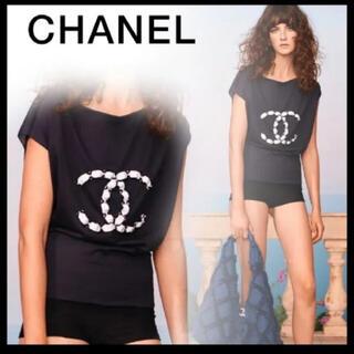 CHANEL - シャネル 2021年クルーズコレクション Tシャツ 34