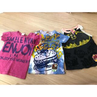 ジャム(JAM)のJAM、Gotham★タンクトップ、Tシャツ3枚セット(Tシャツ/カットソー)
