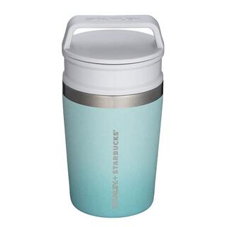 スターバックスコーヒー(Starbucks Coffee)の スターバックス スタンレー エメラルドーグリーン手持ちステンレスタンブラー(食器)