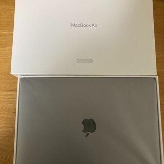 13.3インチMacBook Air Apple M1チップ - スペースグレイ