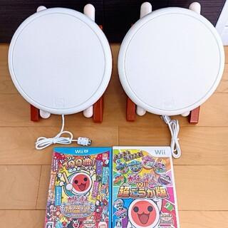 バンダイナムコエンターテインメント(BANDAI NAMCO Entertainment)の太鼓の達人 特盛り 超ごうか版 タタコン2個(家庭用ゲームソフト)