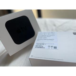 Apple - 【美品】Apple TV 4K 32GB  箱有り 4K対応HDMIケーブル付き