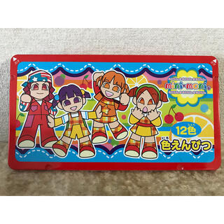 ショウワノート(ショウワノート)の新品 日本製 ショウワノート ミニモニ 色鉛筆 12色(色鉛筆)