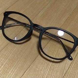 UNIQLO - 【新品未使用】ユニクロ ボストンコンビクリアサングラス メガネ サングラス 眼鏡