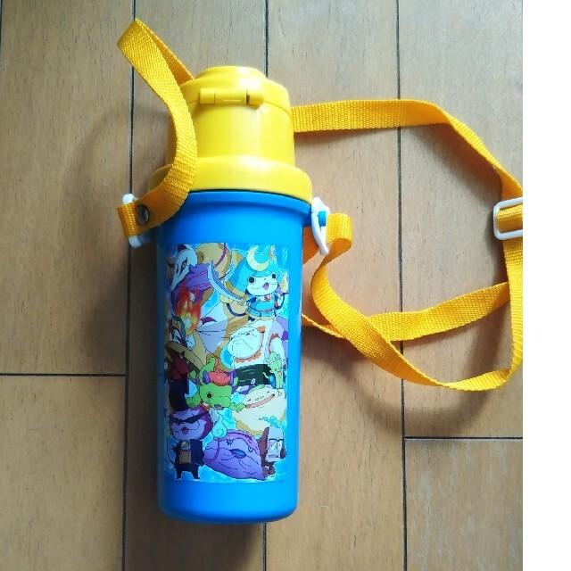 妖怪ウオッチ 水筒 600ml キッズ/ベビー/マタニティの授乳/お食事用品(水筒)の商品写真