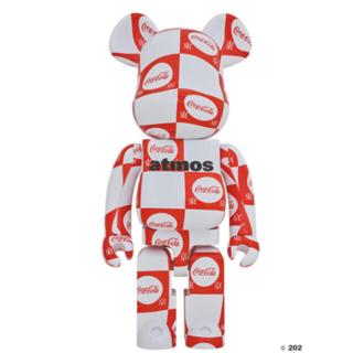 メディコムトイ(MEDICOM TOY)の BE@RBRICK atmos × Coca-Cola 東京 1000%(その他)