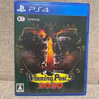 Koei Tecmo Games - ウイニングポスト9 2020 PS4