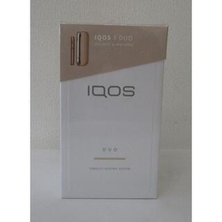 IQOS - 新品 iQOS3 DUO ゴールド