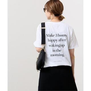 DEUXIEME CLASSE - Deuxieme Classe:SKIN/ BACK PRINT Tシャツ