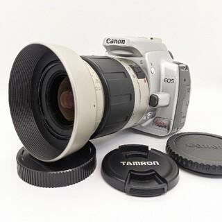 Canon - Canon EOS Kiss Digital X &TAMRON 28-80mm