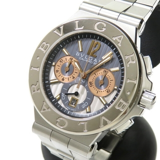 ブルガリ(BVLGARI)のブルガリ 腕時計  ディアゴノ カリブロ303 DG42SWGCH(腕時計(アナログ))