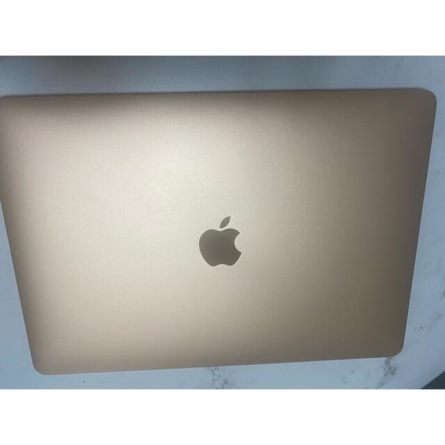 Apple(アップル)の2021 美品 MacBook AIR  スマホ/家電/カメラのPC/タブレット(ノートPC)の商品写真