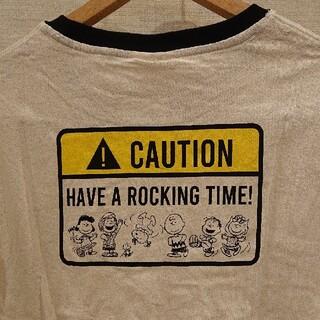 スヌーピー(SNOOPY)のスヌーピーTシャツ【新品・タグ付き】LLsize❤️  ゆうパケット発送♪(Tシャツ(半袖/袖なし))