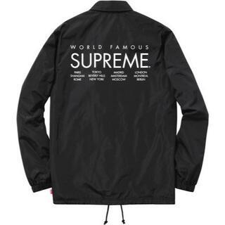 Supreme - Supreme International Coaches Jacket M