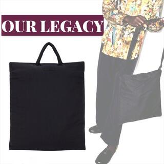 Maison Martin Margiela - ラスト1点【our legacy アワーレガシー】トートバッグ ショルダー