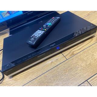 アクオス(AQUOS)のHDD 2TB & トリプル録画 AQUOS ブルーレイ BD-T2800(ブルーレイレコーダー)