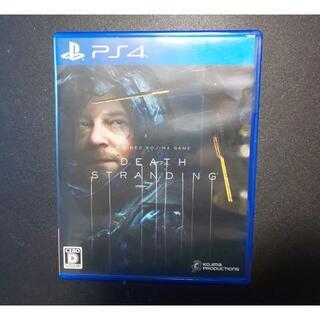 PlayStation4 - PS4 DEATH STRANDING デス・ストランディング