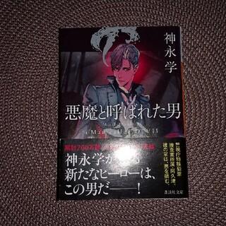 悪魔と呼ばれた男(文学/小説)