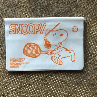 スヌーピー(SNOOPY)のスヌーピー パスケース 新品未使用(パスケース/IDカードホルダー)