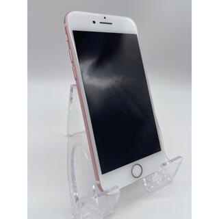 iPhone - iPhone7ローズゴールド32Gバッテリー84%SIMフリー